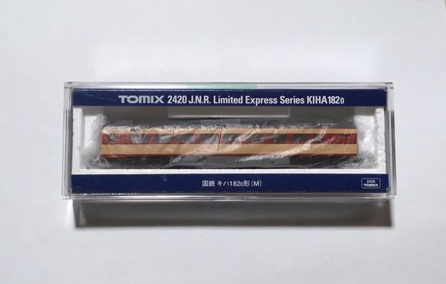 ◯特別価格より TOMIX 2420 キハ182 0 形(M)動力車 改善 改良 調整加工 国鉄色 キハ183系_画像5