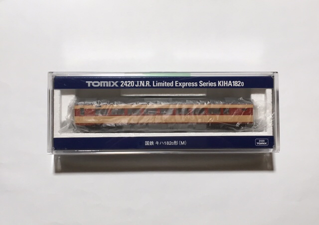 ◯② TOMIX 2420 キハ182 0 形(M)動力車 改善 改良 調整加工 国鉄色 キハ183系_画像5