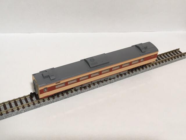 ◯特別価格より TOMIX 2420 キハ182 0 形(M)動力車 改善 改良 調整加工 国鉄色 キハ183系_画像3