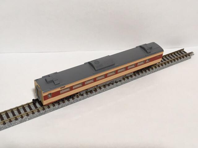 ◯② TOMIX 2420 キハ182 0 形(M)動力車 改善 改良 調整加工 国鉄色 キハ183系_画像3