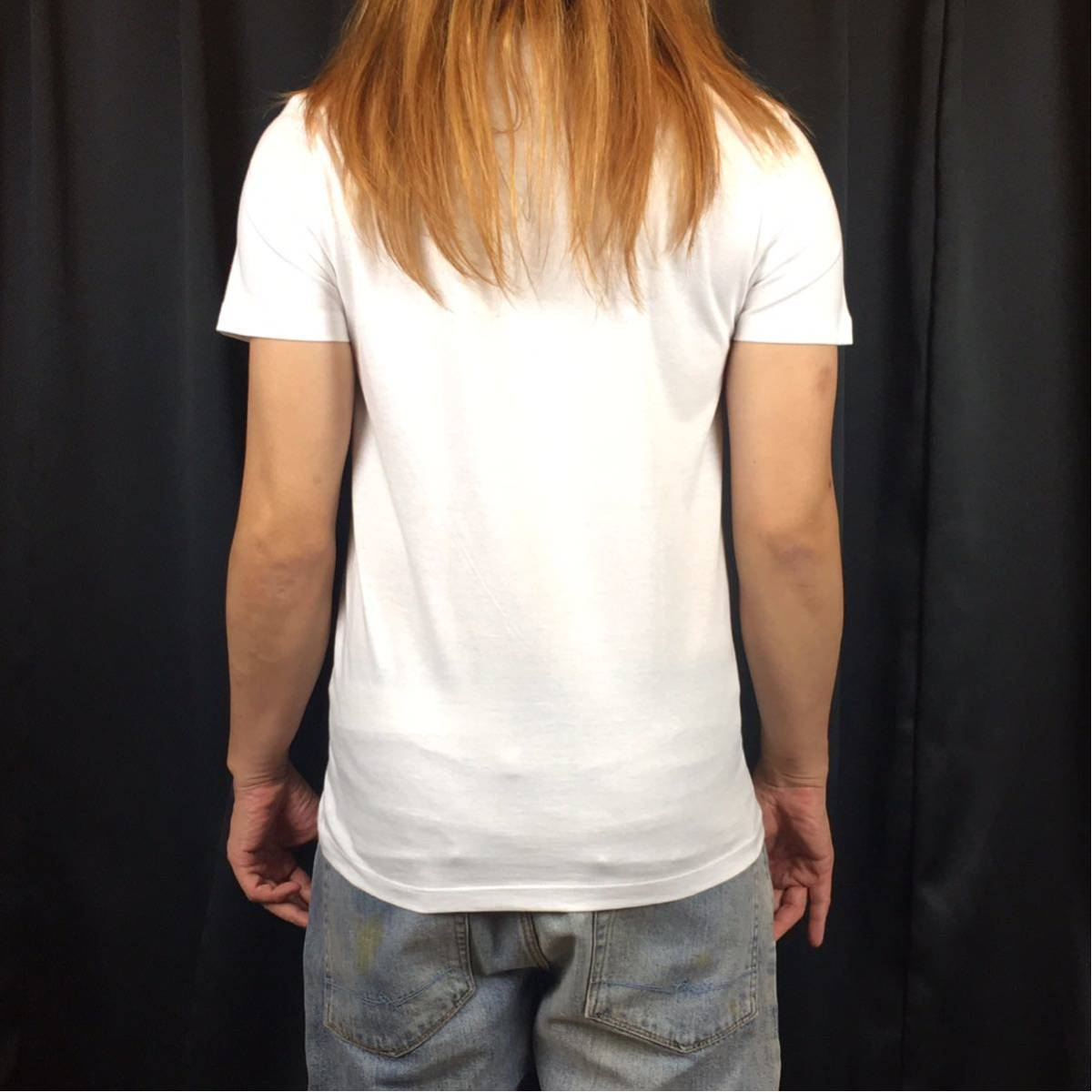 新品 映画 LEON レオン マチルダ フェルメール 真珠の耳飾りの少女 Tシャツ コラージュ デザイン S M L XL ビッグ サイズ XXL~5XL 長袖 OK_画像4