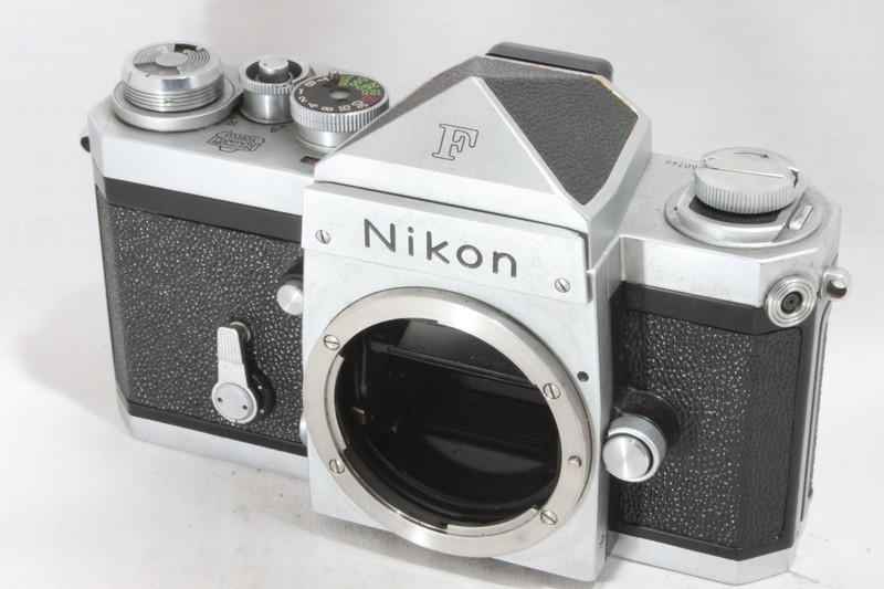 ニコン Nikon F アイレベル Nippon Kogaku [6560745]