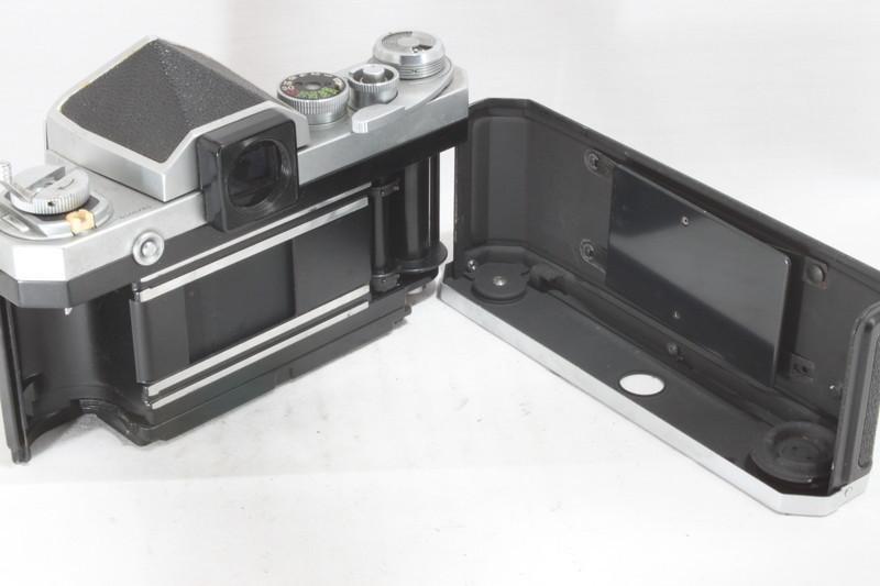 ニコン Nikon F アイレベル Nippon Kogaku [6560745]_画像3