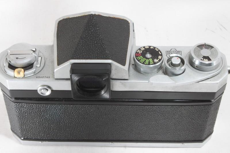 ニコン Nikon F アイレベル Nippon Kogaku [6560745]_画像2