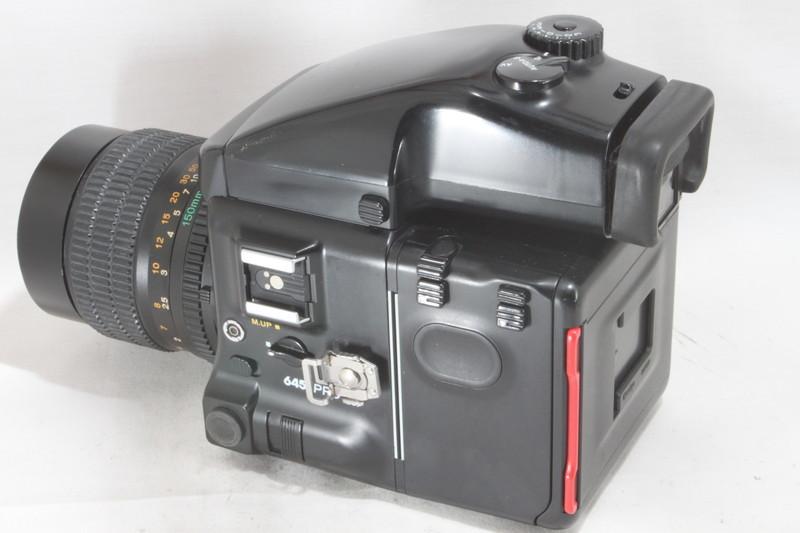 マミヤ Mamiya 645 PRO TL 150mm F3.5N [QF1181]_画像2