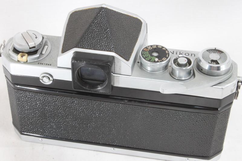 ニコン Nikon F アイレベル [6961546]_画像2