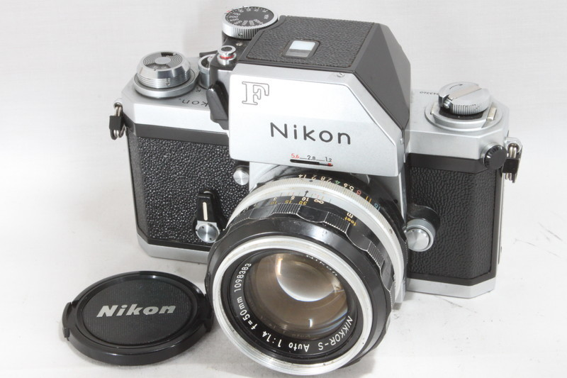 ニコン Nikon F NIKKOR-S 50mm F1.4 フォトミック [7343360]
