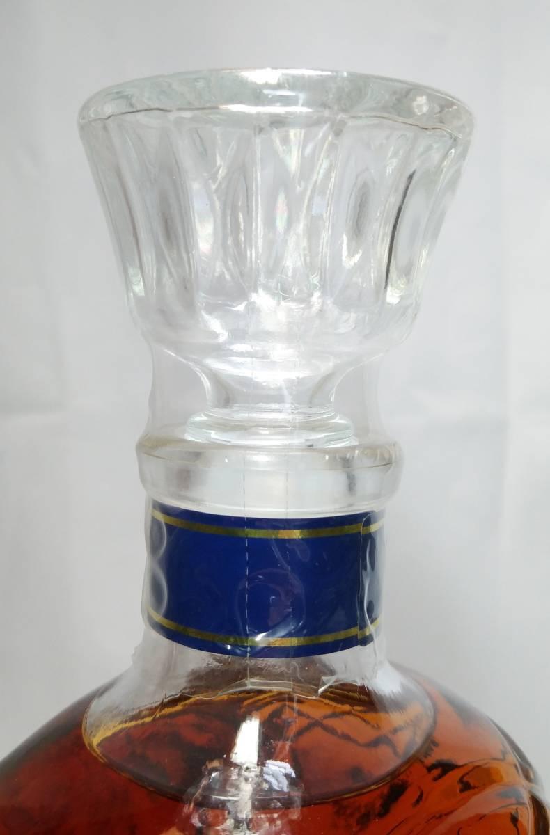 【全国送料無料】Crown Royal 15years old 40度 750ml【クラウンロイヤル15年 クラウンローヤル15年】_画像6