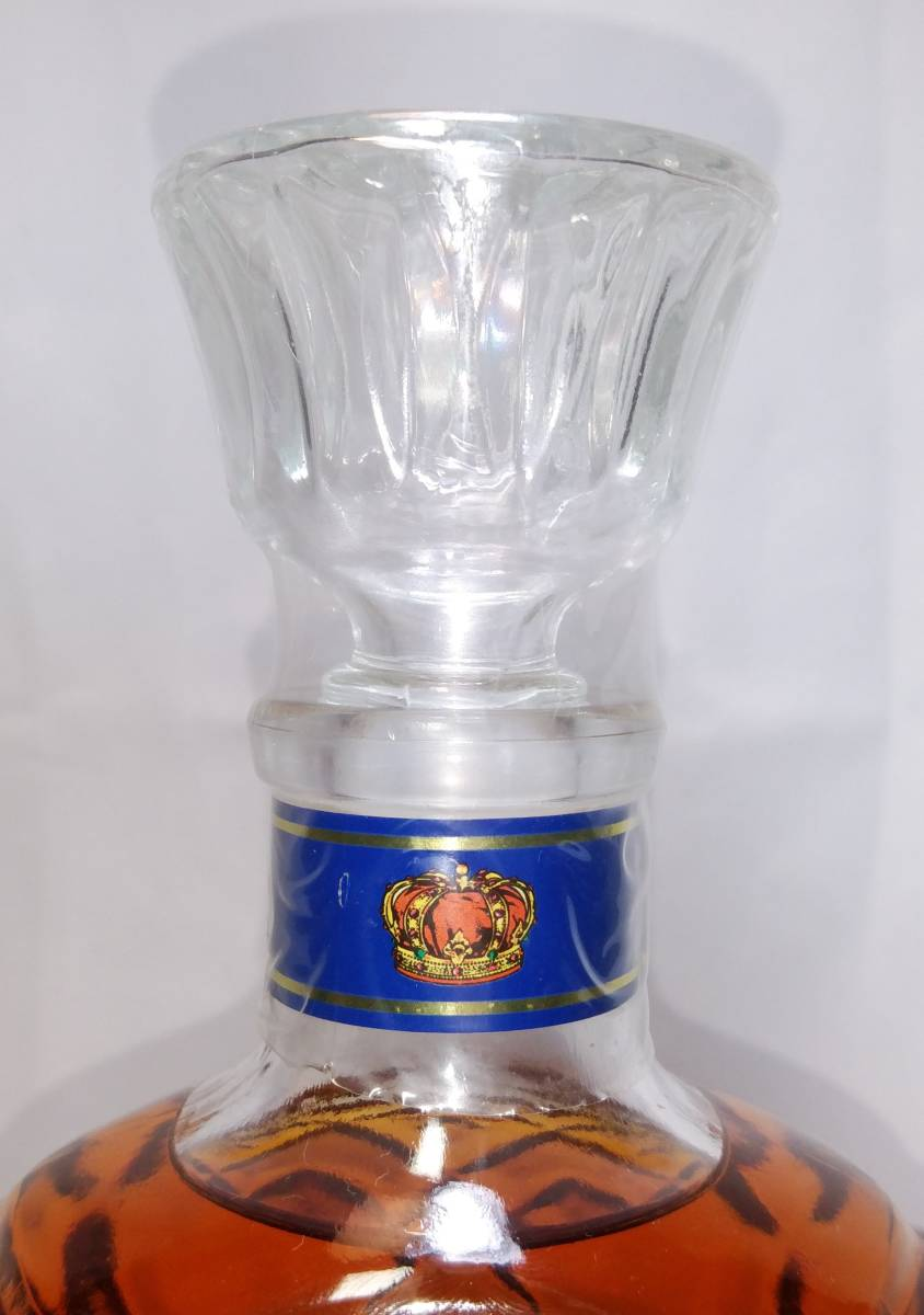 【全国送料無料】Crown Royal 15years old 40度 750ml【クラウンロイヤル15年 クラウンローヤル15年】_画像5