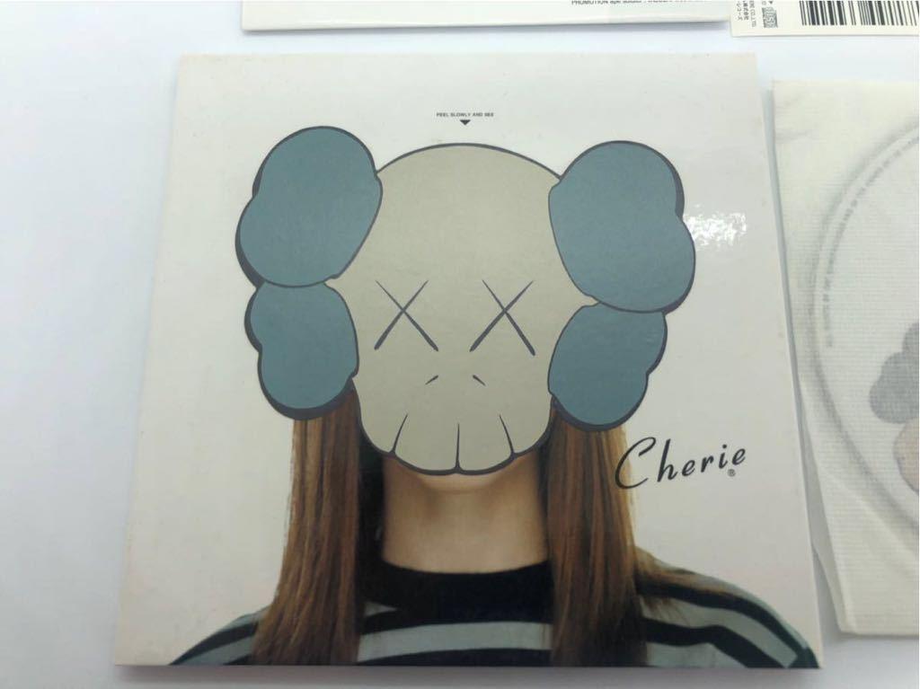 美品 CHERIE シェリー CD KAWS カウズ APE SOUNDS BATHING APE エイプ サウンド Originalfake オリジナルフェイク/BAPE_画像2