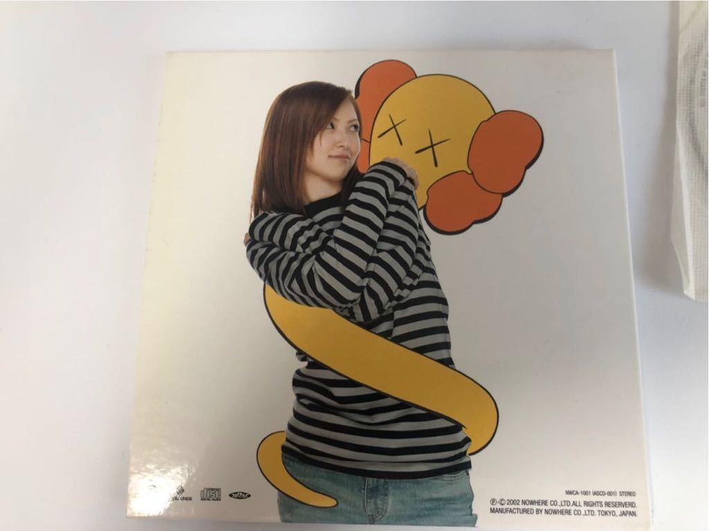 美品 CHERIE シェリー CD KAWS カウズ APE SOUNDS BATHING APE エイプ サウンド Originalfake オリジナルフェイク/BAPE_画像3