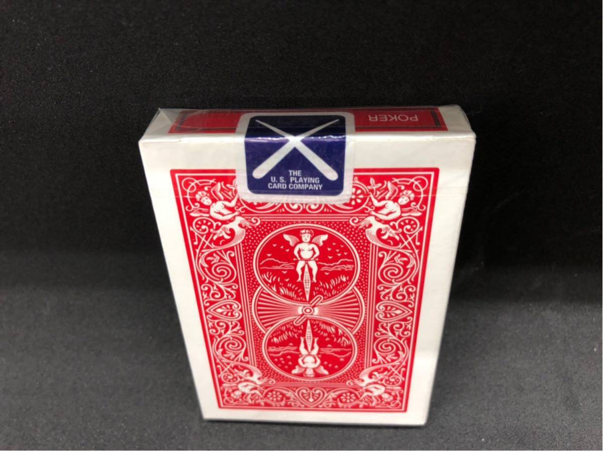 OriginalFake KAWS Bicycle Playing Card トランプ 4個セット_画像2