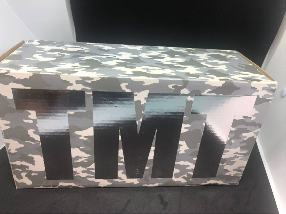 美品 ベアブリック BE@RBRICK TMT CAMOUFLAGE 400%/KAWS BAPE_画像3