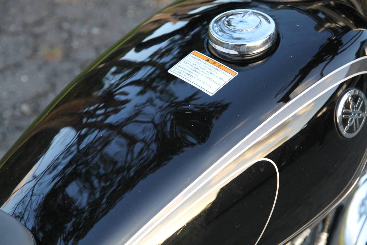 乾式クラッチ装着以外フルノーマル車SR400RH03J走行距離少6358km平成25年式_画像6