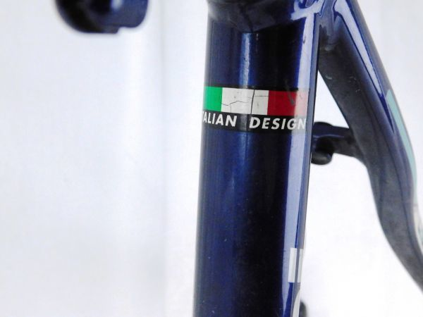 794★Bianchi ENGINEERED 6000★ロードバイク フレーム★ビアンキ★53cm/ITALIAN DESIGN★ALU HYDRO TRIPLE BUTTED★着払い_画像8