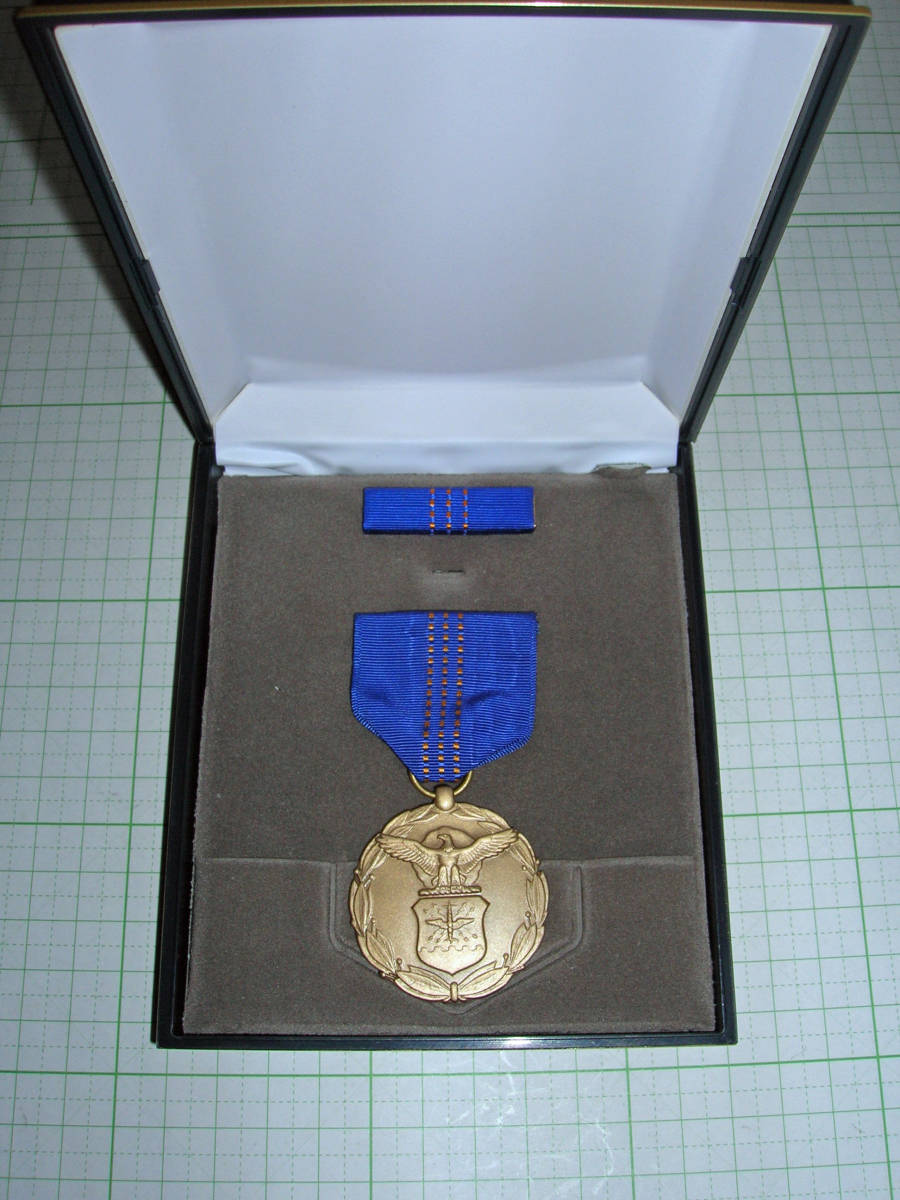 ヤフオク U S Department Of The Air Force Decoration Fo