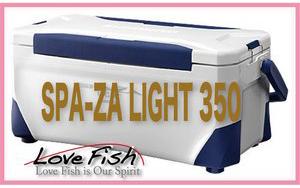 確かに軽い最軽量 シマノスペーザ ライト LC-035Mピュアホワイト