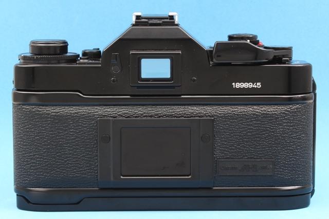 美品 Canon A-1 New FD 50mm 1:1.4 シャッター鳴きなし 露出計作動確認済み ファインダー・レンズきれい キヤノン ジャンクで_画像9