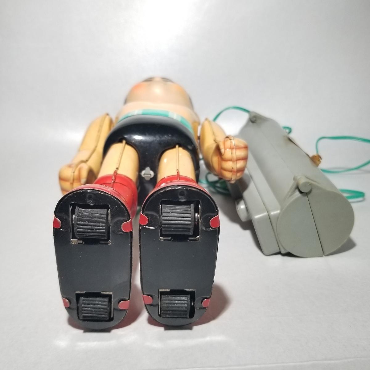旧バンダイ 当時物 リモートコントロール 鉄腕アトム_画像5