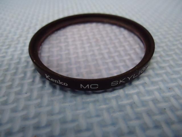 Canon/キャノン A-1 カメラ COSINA 100-300MM 1:5.6-6.7 MC MACRO Kenko MC SKYLIGHT (1B) 52mm R_画像3