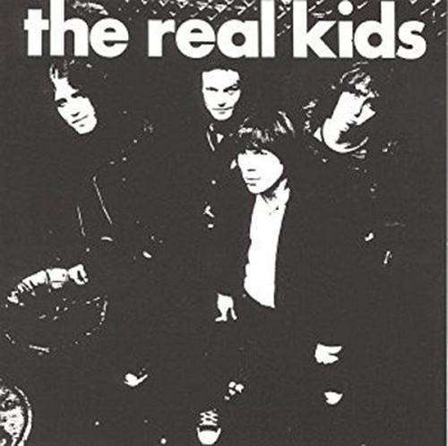 ※中古CD THE REAL KIDSリアル・キッズ/S-T 1977年1st U.S PUNK ROCK 91年再発盤 DMZ MC5 DEADBOYS PATTISMITH IGGY POP_画像1