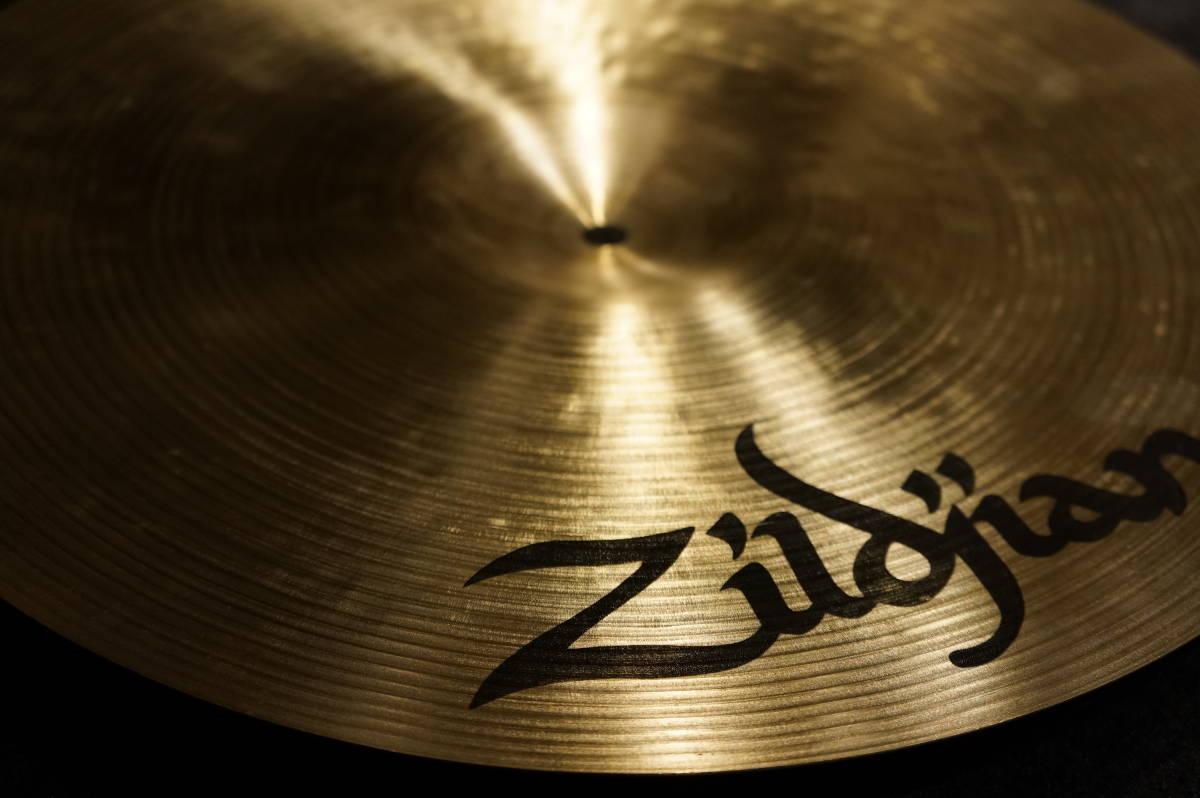 【IAK】K Zildjian Dark Crash Thin 16インチ ダーククラッシュシン①_画像7