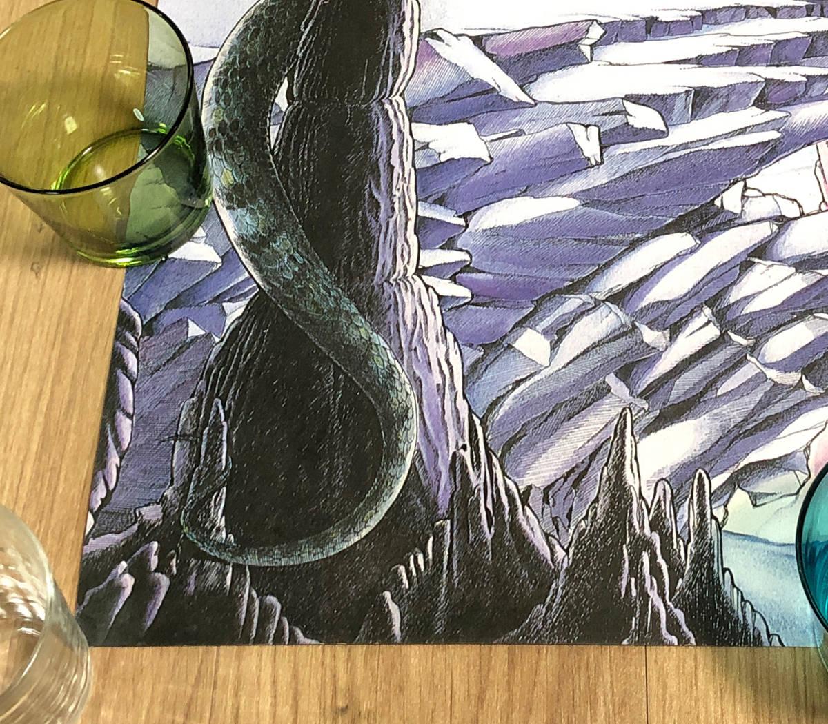 【未貼り】ナムコ ドラゴンバスター DRAGONBUSTER ポスター_画像4