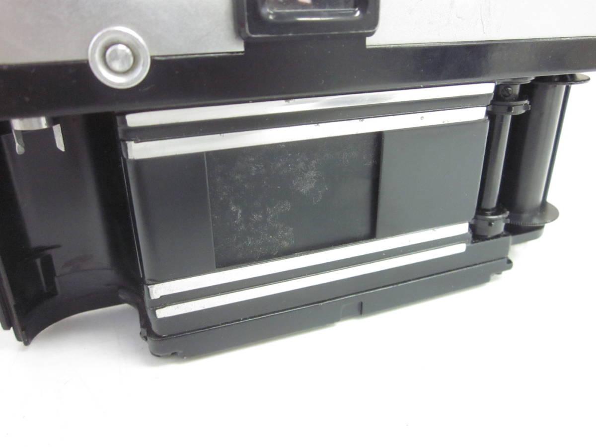 08 78-81817-10 Nikon ニコン F アイレベル 一眼レフ カメラ 1:1.4 f=5.8cm 埼78_画像5