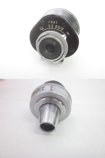 08 78-88964-24 Canon キャノン 4sb フィルムカメラ 50mm f:1.8 付属品あり 埼78_画像9