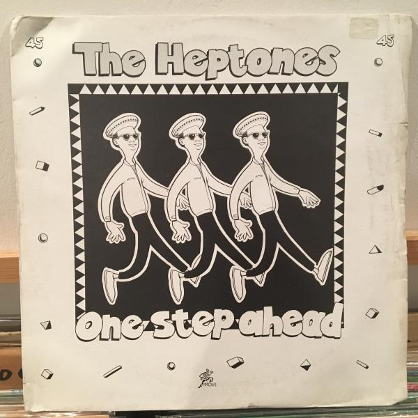 ★Heptones/One Step Ahead★ARETHA FRANKLIN名曲カバー!レア!_画像1