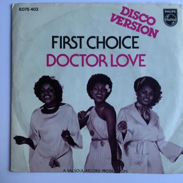 ☆First Choice/Doctor Lovej☆THE LOFT CLASSIC!