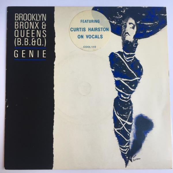 ☆Brooklyn Bronx & Queens/Genie☆アーバンメロウソウル!