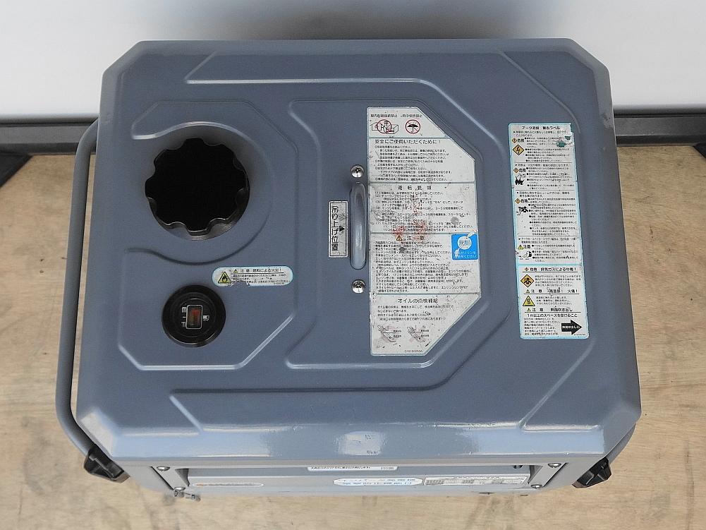 ☆★DENYO 防音型 インバーター発電機&溶接機GAW-150ES2★☆_画像4