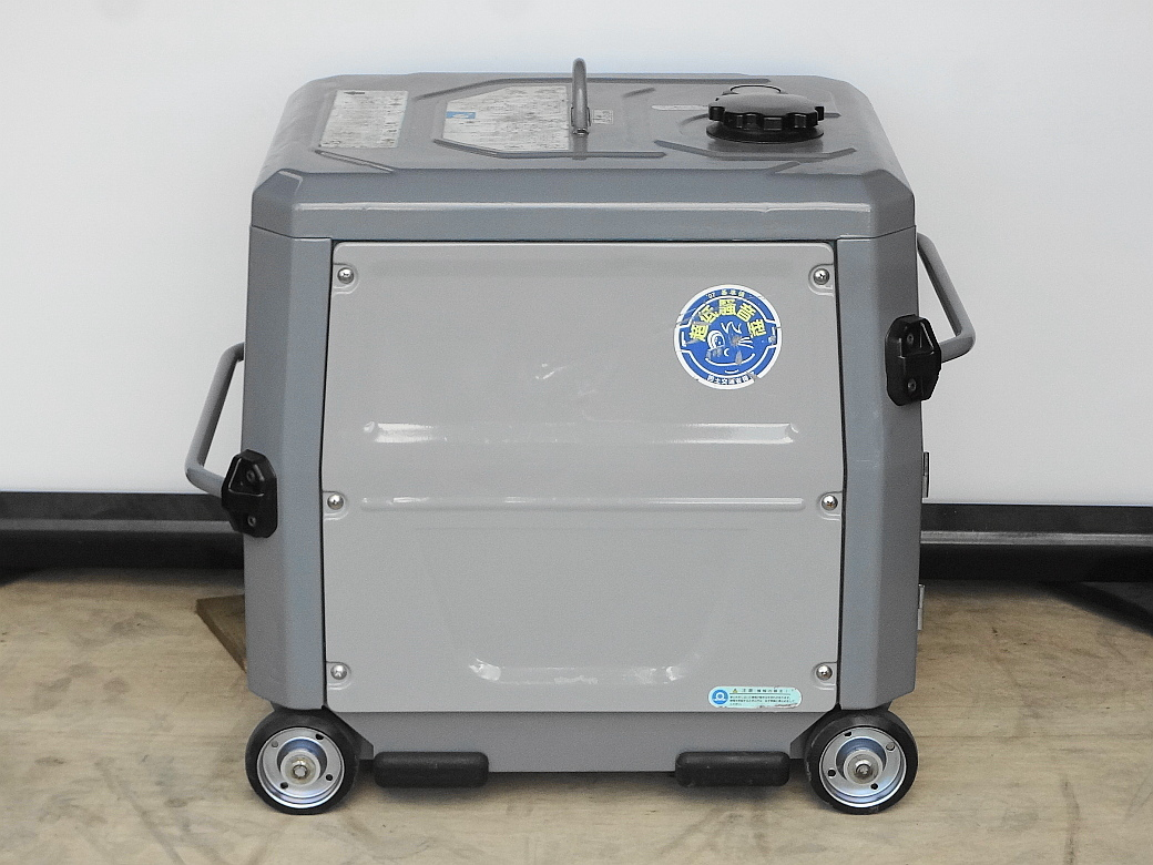 ☆★DENYO 防音型 インバーター発電機&溶接機GAW-150ES2★☆_画像5