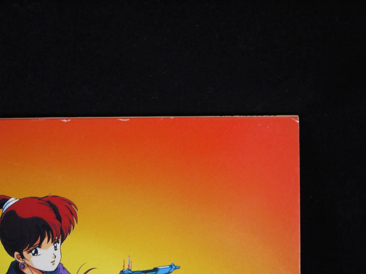 THE BORGMAN LAST BATTLE ザ ボーグマン ラストバトル TOHO 松本保典 アニメ LASER DISC LD レーザーディスク_画像8