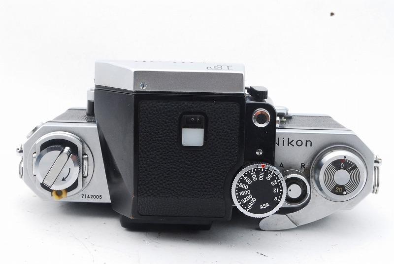 ニコン Nikon F FTn シルバーボディ *1434_画像5