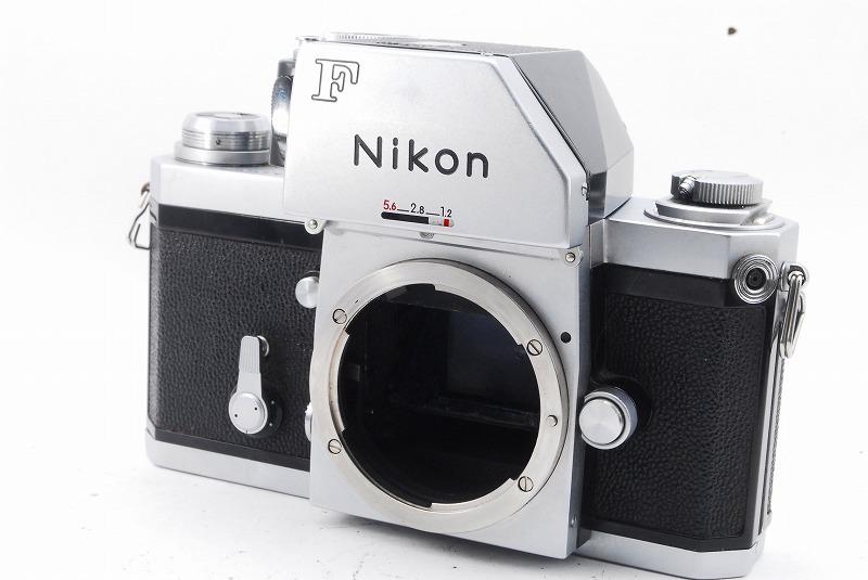 ニコン Nikon F FTn シルバーボディ *1434