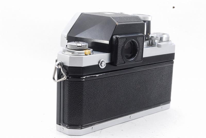 ニコン Nikon F FTn シルバーボディ *1434_画像4