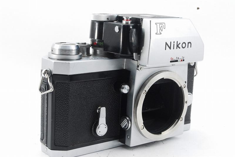 ニコン Nikon F FTn シルバーボディ *1434_画像2