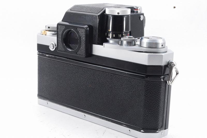ニコン Nikon F FTn シルバーボディ *1434_画像3