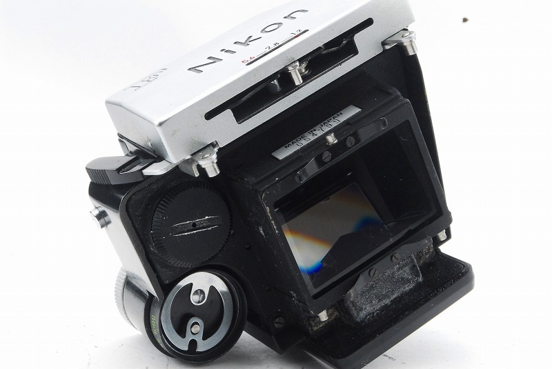 ニコン Nikon F FTn シルバーボディ *1434_画像9