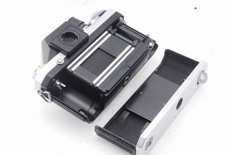 ニコン Nikon F FTn シルバーボディ *1434_画像7