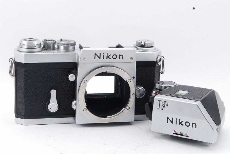 ニコン Nikon F FTn シルバーボディ *1434_画像10