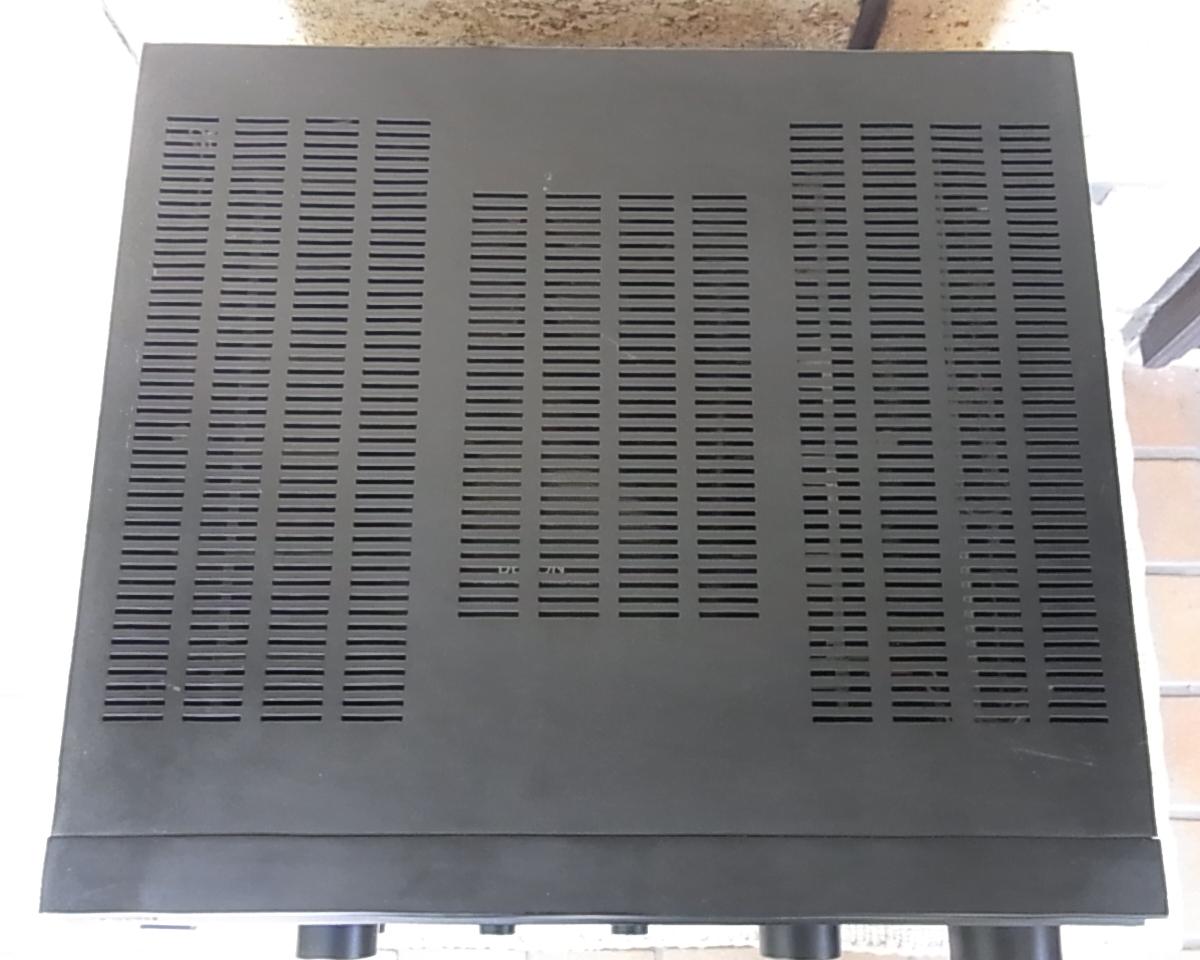 DENON デンオン PMA-1090 プリメインアンプ ジャンク デノン インテグレーテッドアンプ_画像3