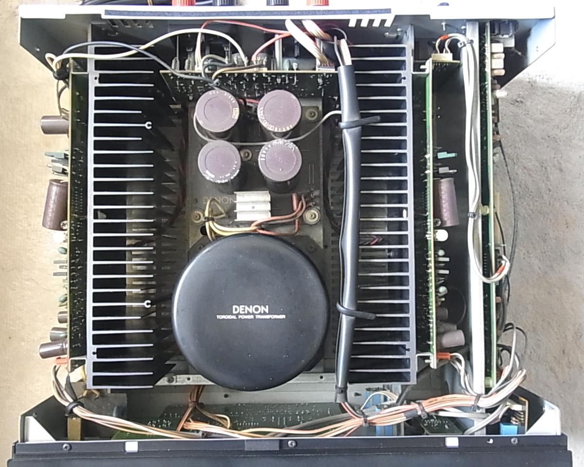 DENON デンオン PMA-1090 プリメインアンプ ジャンク デノン インテグレーテッドアンプ_画像10