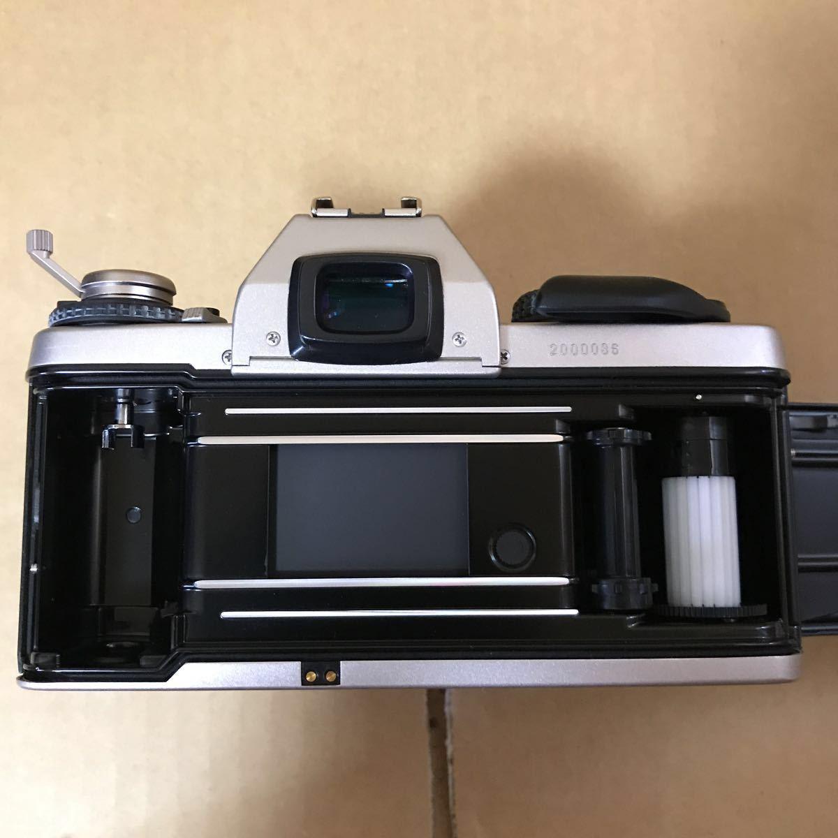 ほぼ未使用品 Pentax LX 2000 FA 43mm F1.9 付き _画像4