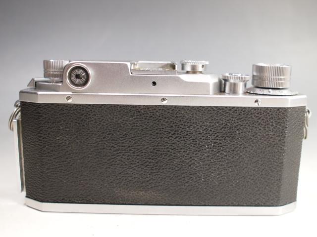 ◆Canon【ⅣSb】+レンズ【SERENAR f:1.8 50mm】 難有り?現状 キヤノン_画像6