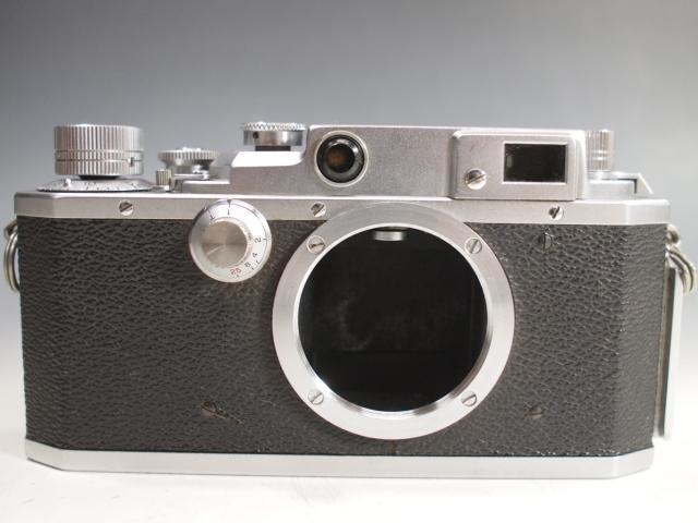 ◆Canon【ⅣSb】+レンズ【SERENAR f:1.8 50mm】 難有り?現状 キヤノン_画像8