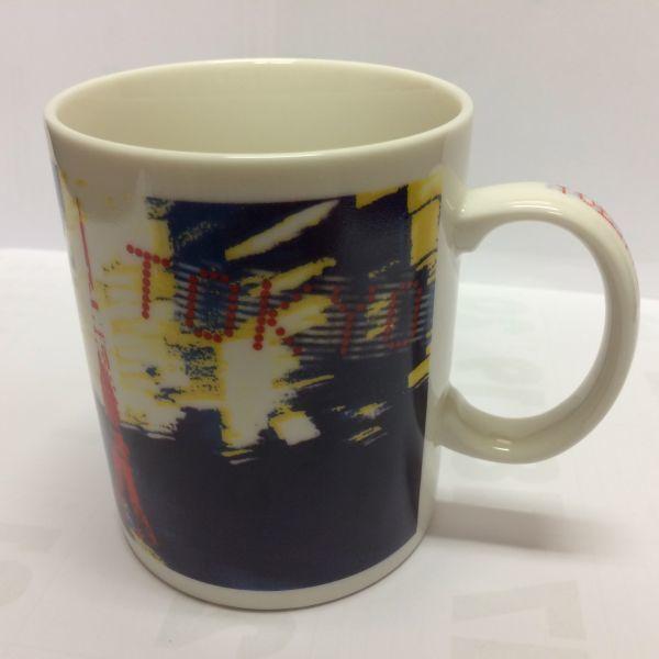 未使用品 スターバックス マグカップ 旧ロゴ ご当地 限定 2003 東京 Tokyo_画像1