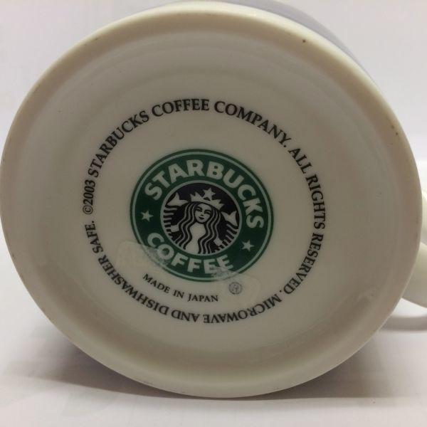 未使用品 スターバックス マグカップ 旧ロゴ ご当地 限定 2003 東京 Tokyo_画像5